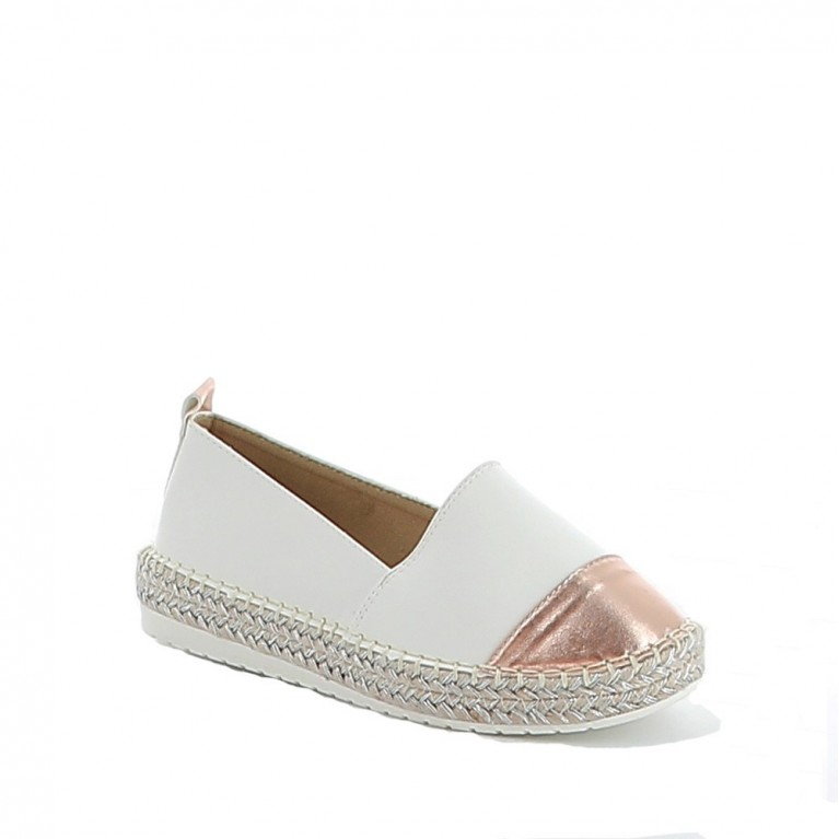 Espadrille bi-color