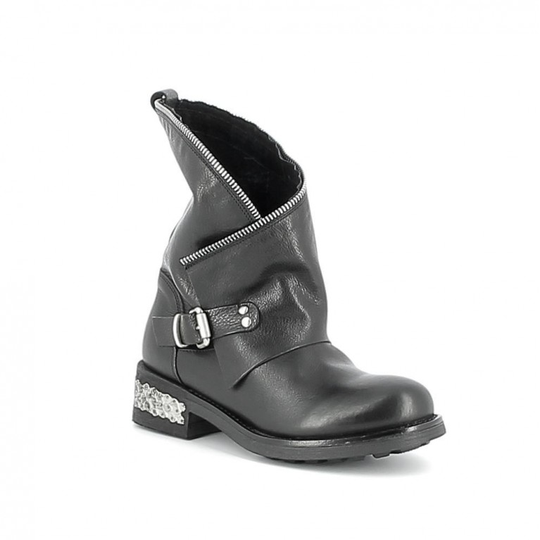 Boots portefeuille Rock