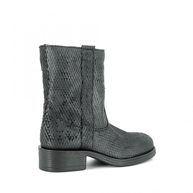 """Boots texture """"écailles"""""""