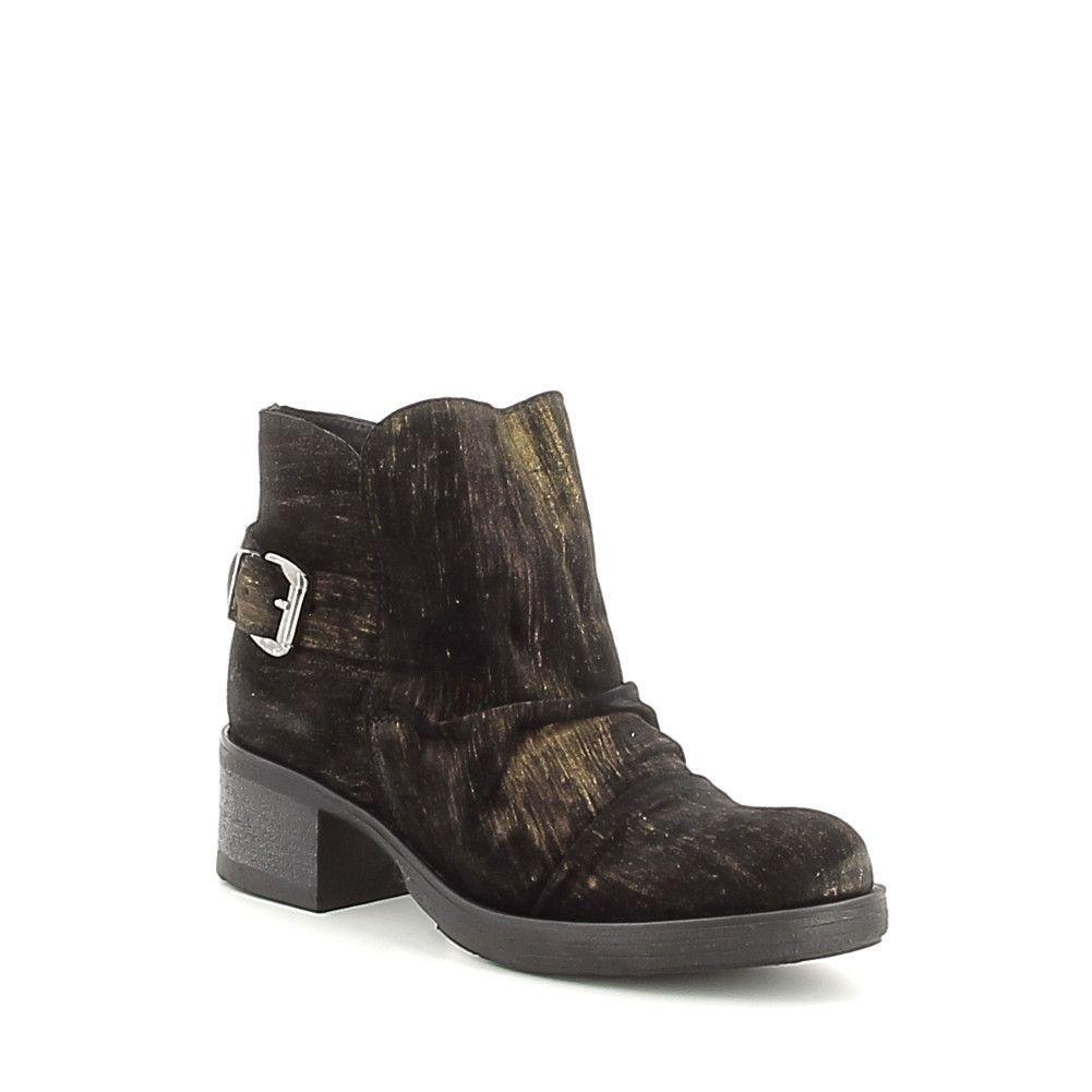 Low-boots patinées
