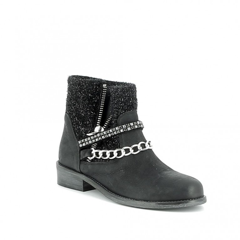 boots bi-matière