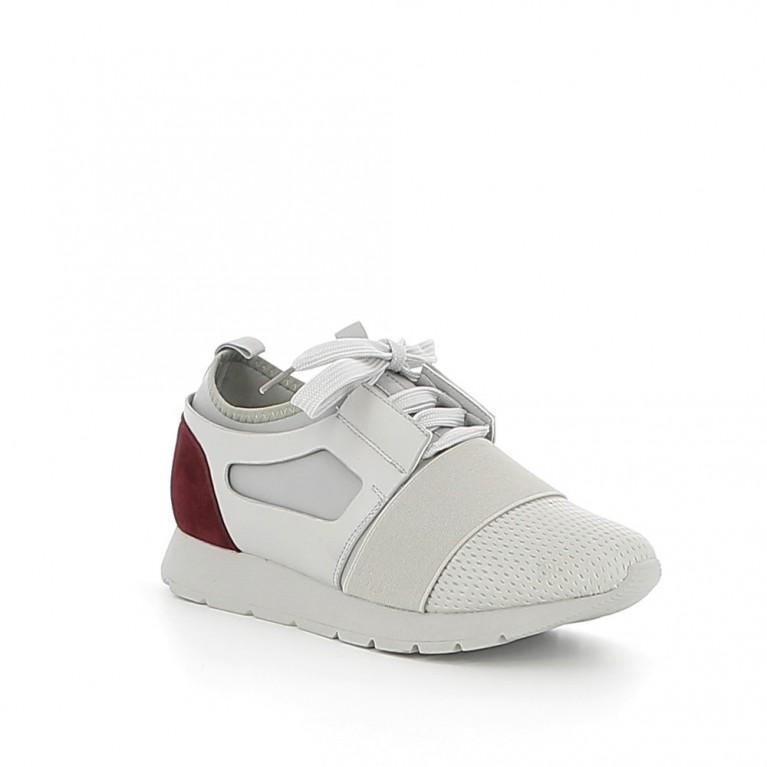 Sneakers avec élastique