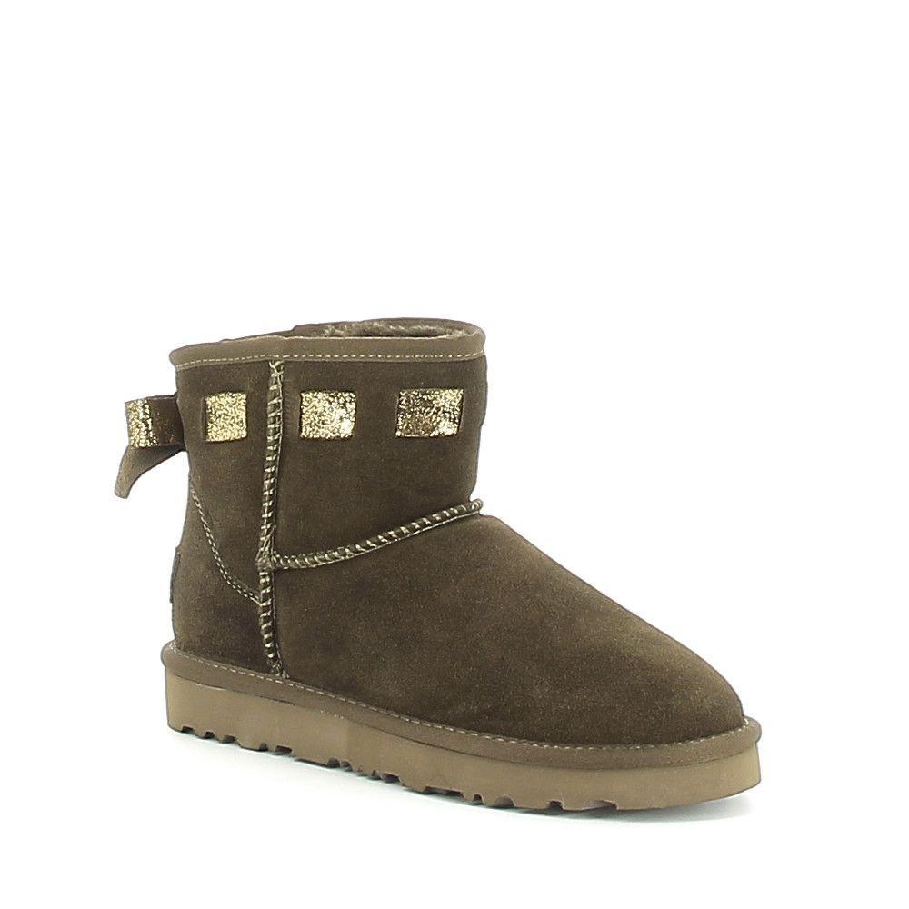 Low-boots fourrées